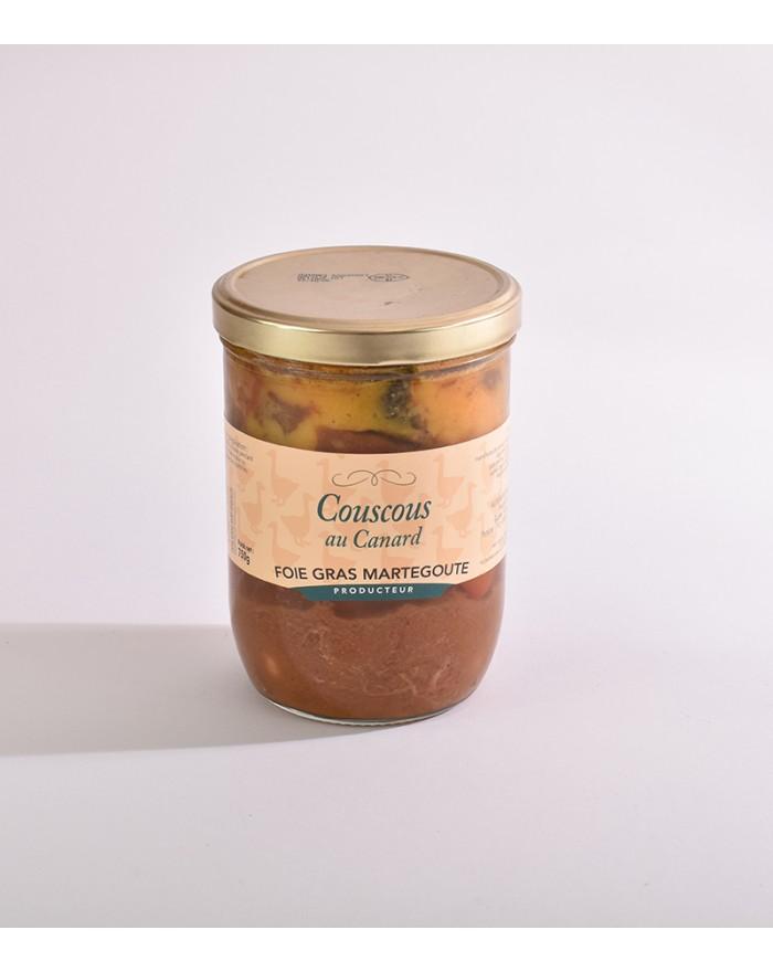 Couscous de canard 750g