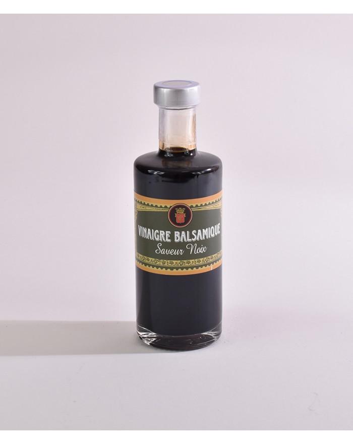 Vinaigre balsamique aux noix 25cl Louis Roque