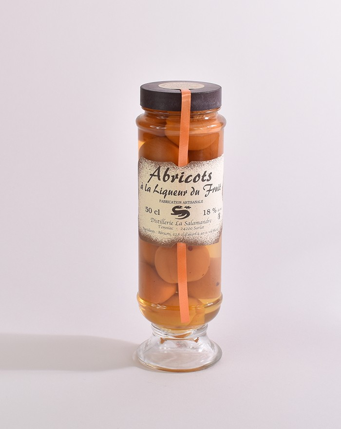Abricots à la liqueur 50cl...