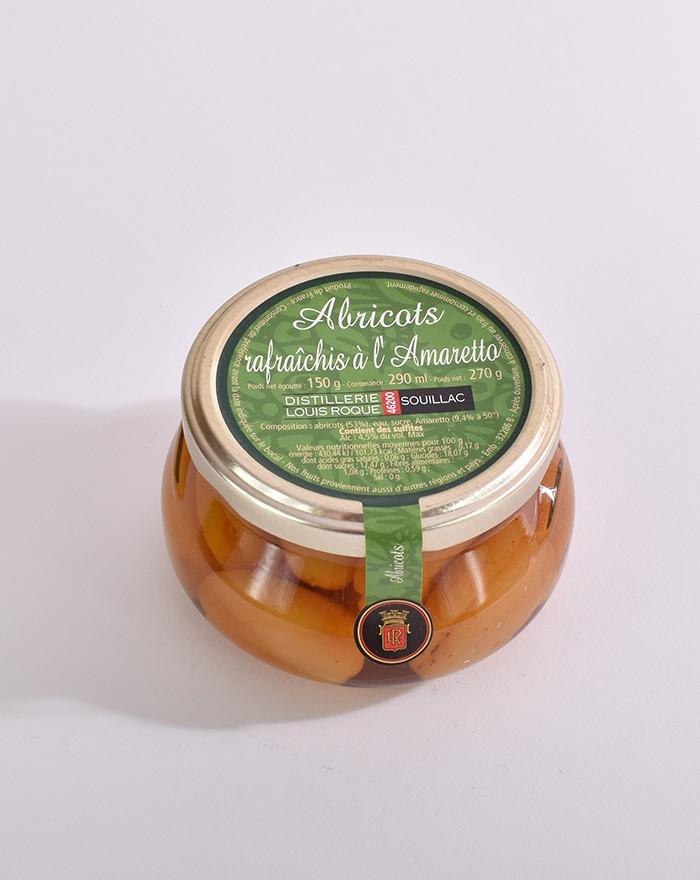 Abricots amaretto 290ml